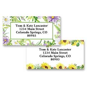 Shop Floral & Gardening Address Labels at Current Catalog
