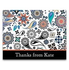 Shop Personalized Thanks at Current Catalog