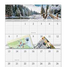 Shop Big Grid Pocket Calendars at Current Catalog