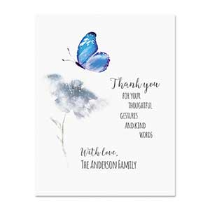Shop Personalized Thank You Notes at Current Catalog